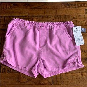 3/$10 NWT Osh kosh shorts